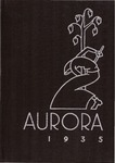 Aurora, 1935 by Eastern Michigan University