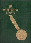 Aurora, 1965 by Eastern Michigan University
