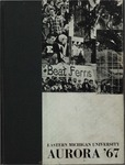 Aurora, 1967 by Eastern Michigan University